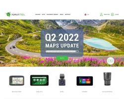 Navitel Navigator. Colombia Coupons