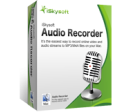 iSkysoft Audio Recorder for Mac Coupons