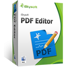 iSkysoft PDF Editor for Mac Coupons