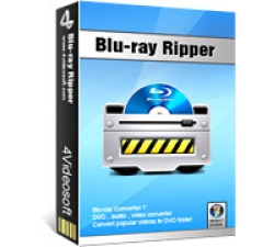 4Videosoft Blu-ray Ripper Coupons