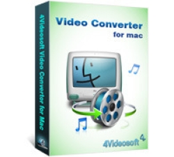 4Videosoft Video Converter for Mac Coupons