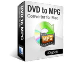 DVD to MPG Converter for Mac Coupons
