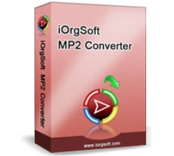 iOrgSoft MP2 Converter Coupons