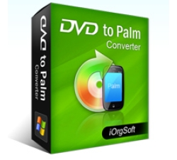 iOrgsoft DVD to Palm Converter Coupons
