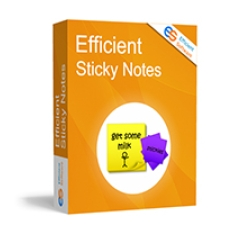 Efficient Sticky Notes Network Coupons
