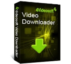 4Videosoft Video Downloader Coupons