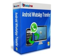 Backuptrans Android WhatsApp Transfer(Personal Edition) Coupons
