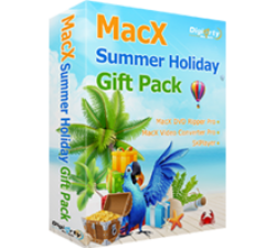 MacX Summer Holiday Gift Pack for Windows Coupons