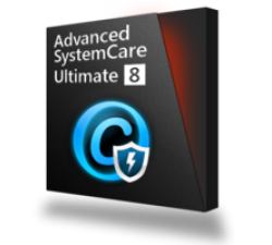 Advanced SystemCare Ultimate 8 (un an dabonnement, 3 PCs) Coupons