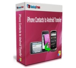 Backuptrans iPhone Contacts to Android Transfer (Family Edition) Coupons