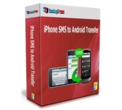 Backuptrans iPhone SMS to Android Transfer (One-Time Usage) Coupons