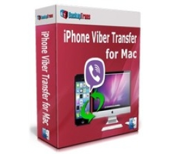Backuptrans iPhone Viber Transfer for Mac (Family Edition) Coupons