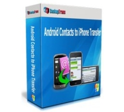 Backuptrans Android Contacts to iPhone Transfer (One-Time Usage) Coupons