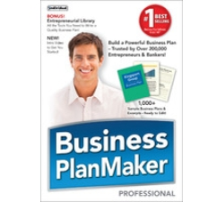 Business PlanMaker Professional Coupons
