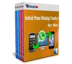 Backuptrans Android iPhone WhatsApp Transfer + for Mac(Personal Edition) Coupons