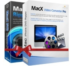 MacX DVD Video Converter Pro Pack Coupons