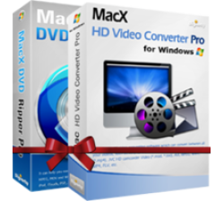 MacX DVD Video Converter Pro Pack for Windows Coupons