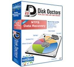 Disk Doctors NTFS Data Recovery - End User Lic. Coupons