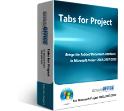 Tabs for Project Coupons