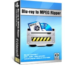 4Videosoft Blu-ray to MPEG Ripper Coupons