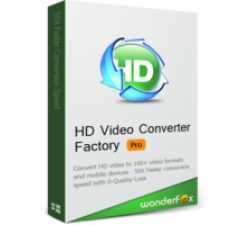 HD Video Converter Factory Pro Coupons
