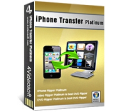 4Videosoft iPhone Transfer Platinum Coupons