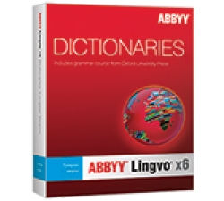 ABBYY Lingvo X6 European Professional Upgrade Coupons
