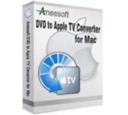 Aneesoft DVD to Apple TV Converter for Mac Coupons
