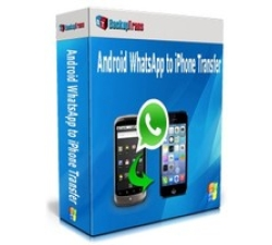 Backuptrans Android WhatsApp to iPhone Transfer (Personal Edition) Coupons