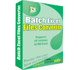 Batch Excel Files Converter Coupons