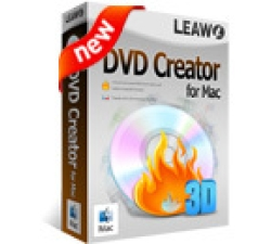 Leawo DVD Creator for Mac New Coupons