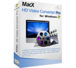 MacX HD Video Converter Pro for Windows (1 Year License) Coupons