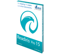 Readiris Pro 15 for Windows (OCR Software) Coupons