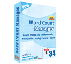 Word Count Manager Coupons