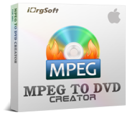 Mac MPEG to DVD Creator Coupons