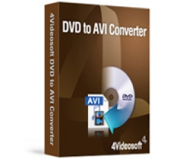 4Videosoft DVD to AVI Converter Coupons