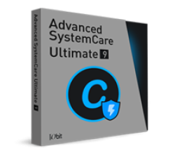Advanced SystemCare Ultimate 9 (un an dabonnement, 1 PC) Coupons