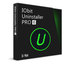 IObit Uninstaller 6 PRO (1 Year Subscription / 1 PC) Coupons
