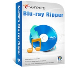 AnyMP4 Blu-ray Ripper Lifetime License Coupons