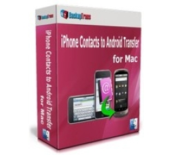 Backuptrans iPhone Contacts to Android Transfer for Mac (Family Edition) Coupons