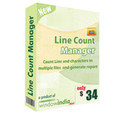 Line Count Manager Coupons