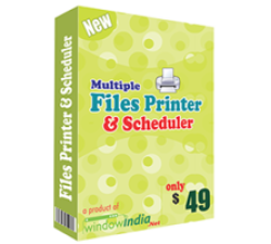 Multiple Files Printer and Scheduler Coupons