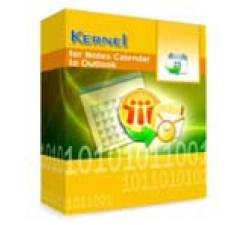 Kernel for Notes Calendar to Outlook - Corporate License Coupons