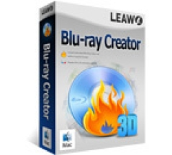Leawo Blu-ray Creator for Mac New Coupons