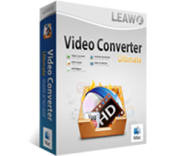 Leawo Video Converter Ultimate for Mac Coupons