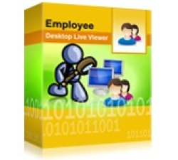 Employee Desktop Live Viewer -  100 User License Pack Coupons