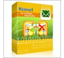 Kernel for Outlook Duplicates - 10 User License Pack Coupons