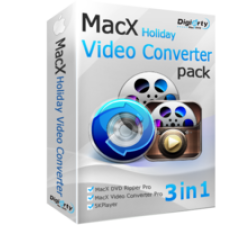 MacX Holiday Video Converter Pack Coupons
