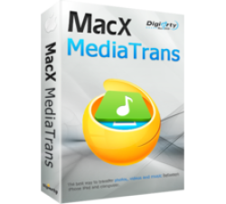 MacX MediaTrans (1 Year License) Coupons