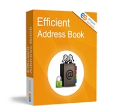 Efficient Address Book Network Coupons